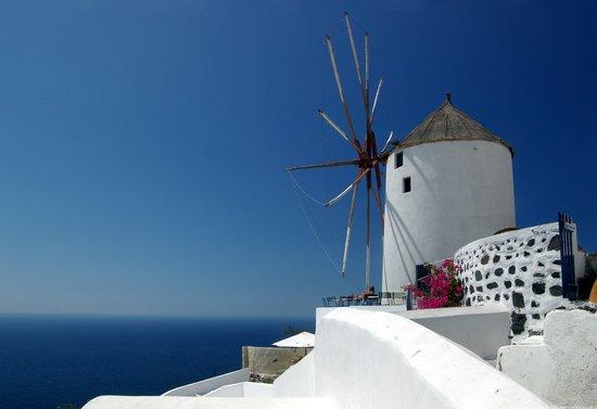 أويا, اليونان: Santorini - Oia