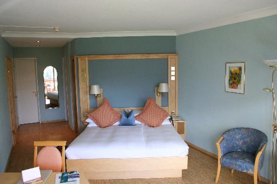 Beausite Park Hotel: Room