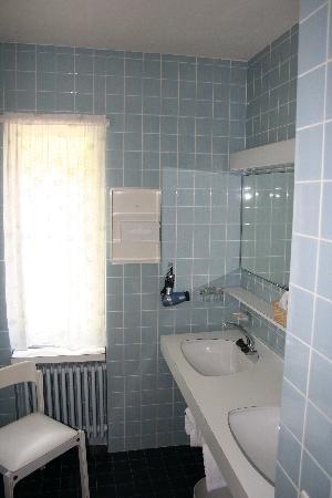 Beausite Park Hotel : Bathroom