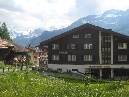 Hotel Bären: the hotel