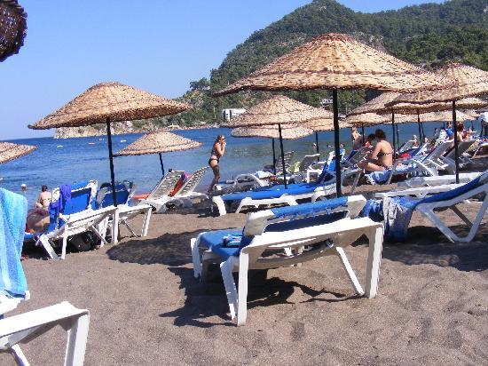 Loryma Resort: Turunc Beach