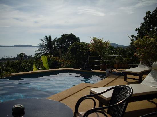 Pema Djougne: La piscine