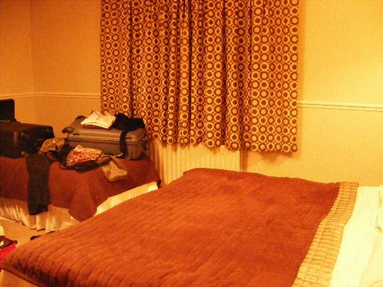 Maranatha House: Our bedroom