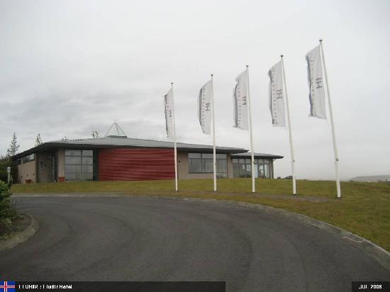 Icelandair Hotel Fludir: Hotel Fluðir
