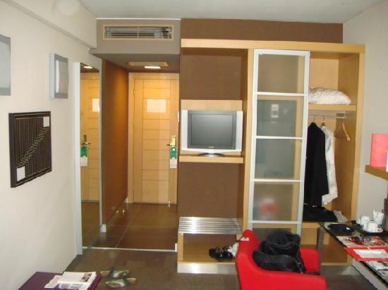 Nippon Hotel: Bedroom