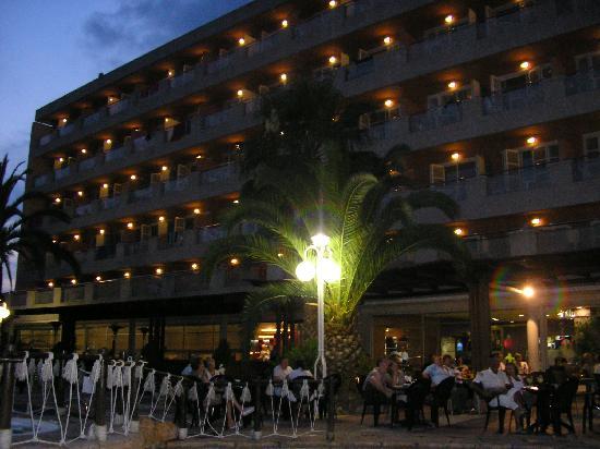 hotel europa park salou spain