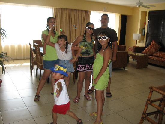 El Cid Castilla Beach Hotel: enorme el espacio!!