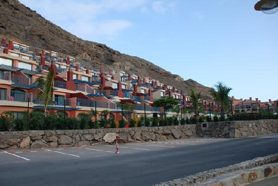 Apartment living area picture of cordial mogan valle - Living in gran canaria ...