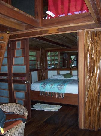 The Red Palm Villas: Bedroom