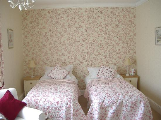 The Old House: the twin bedroom