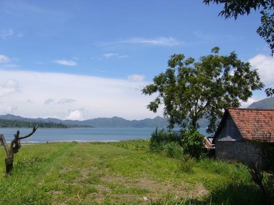 Lake Batur (Danau Batur): Lake view from Kedisan Village