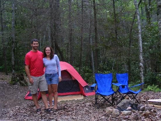 Photo of Lost Cove Campground Cherokee