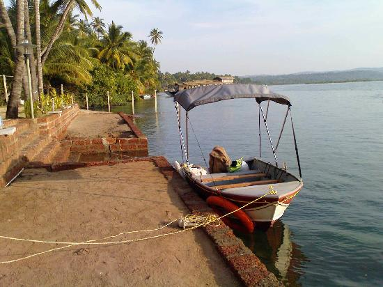 Saagar Sangam: River Front