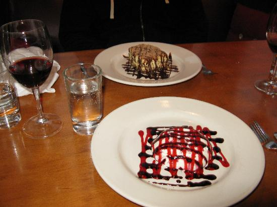 Lupa Trattoria: Dessert