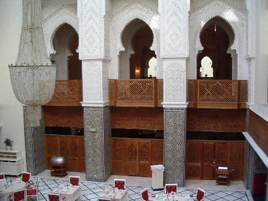 Amir Palace: Restaurante, no entra en el todo incluído