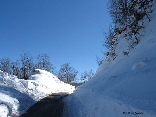 บาซีลิกาตา, อิตาลี: Monte Volturino