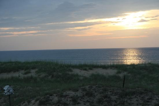 Carova, NC: Sunset