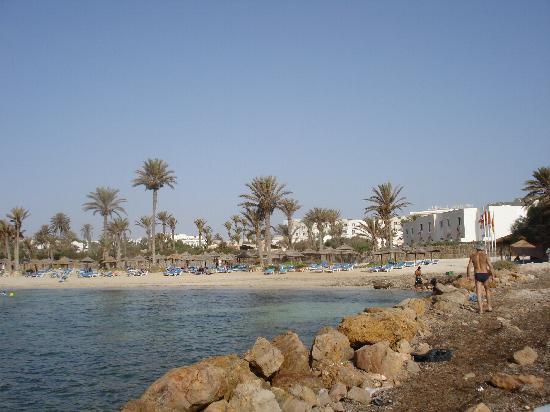 Hôtel Djerba Castille : spiaggia