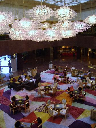 Capital Hotel Beijing: main lobby