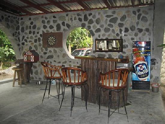 Casa Cangrejal B&B Hotel: The Patio