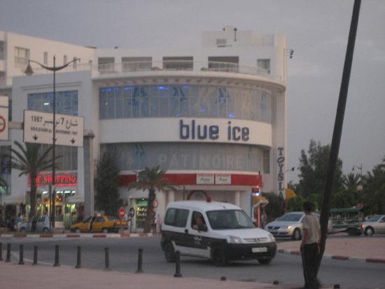 Marina Palace: Supermarkt 3 Min. entfernt