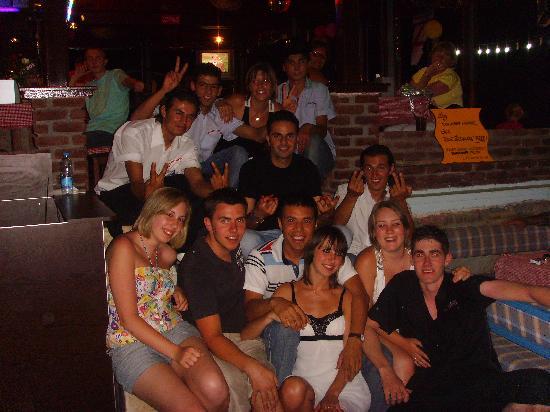 Club Anastasia: ANFI BAR