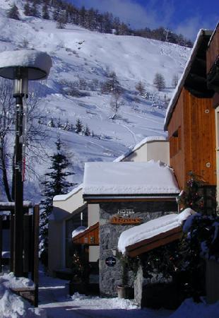 Chalet-Hotel Alpage : The Alpage