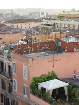 Suore di Santa Elisabetta: A view from the roof-top terrace.