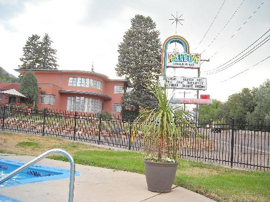 Rainbow Motel Colorado Springs: Rainbow Inn