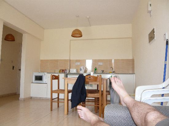 Mariela Hotel Apartments: One bedroom Apartment Mariella
