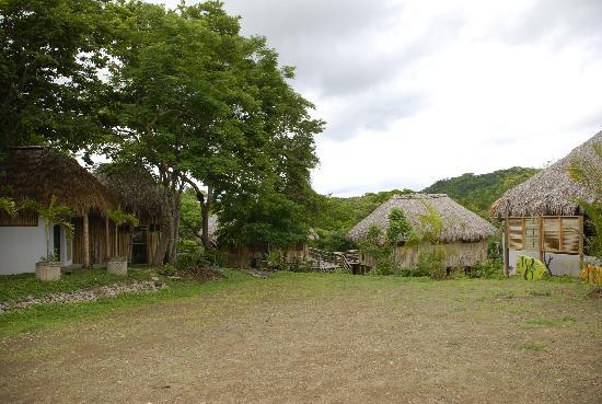 Empalme a Las Playas : the cabanas at the empalme