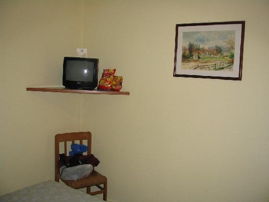 Hotel Quarcino: Room