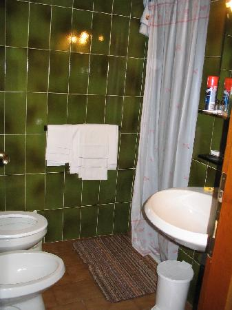 Hotel Quarcino : Bathroom