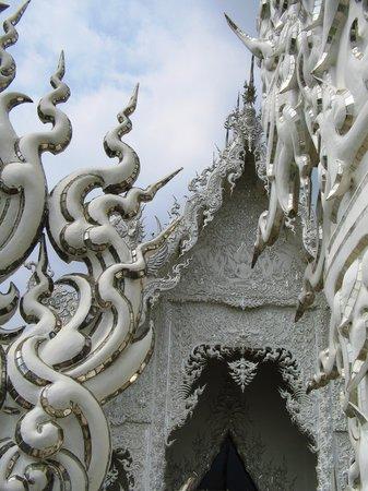 Tailandia: Temple in Chingrai