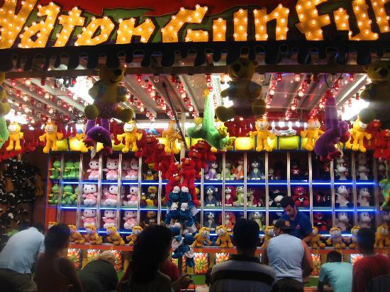 Family Kingdom Amusement Park: prizes!