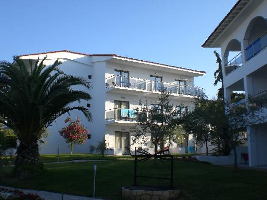 Hotel Flegra Palace: one of the hotel's buildings