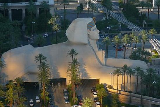 Image result for sphinx luxor las vegas