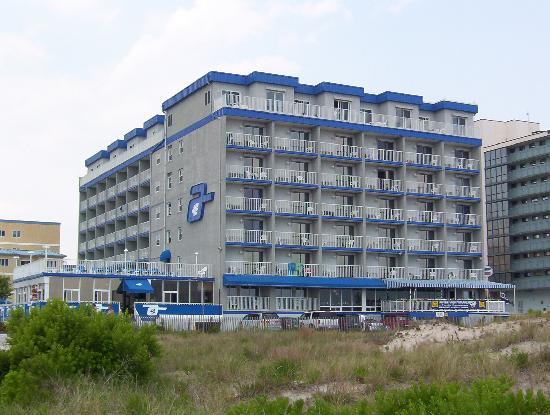 The Adventurer Inn From The Beach Picture Of Adventurer