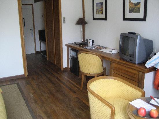 Relais & Chateaux - Hostellerie de Levernois : Chambre