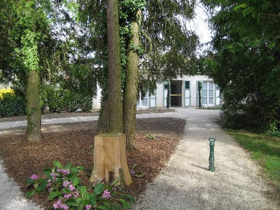 Relais & Chateaux - Hostellerie de Levernois : Propriété