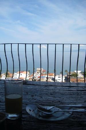 Hotel Suites la Siesta: the perfect breakfast view