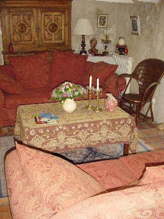 La Petite Clavelie : Un autre salon, aussi tres sympa