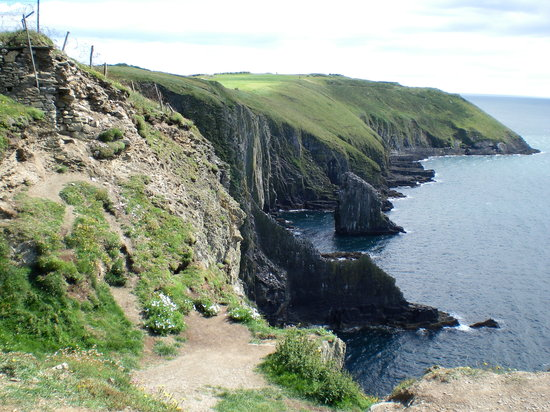 Glendine Irish Home : Take a drive out to Old Head for the views