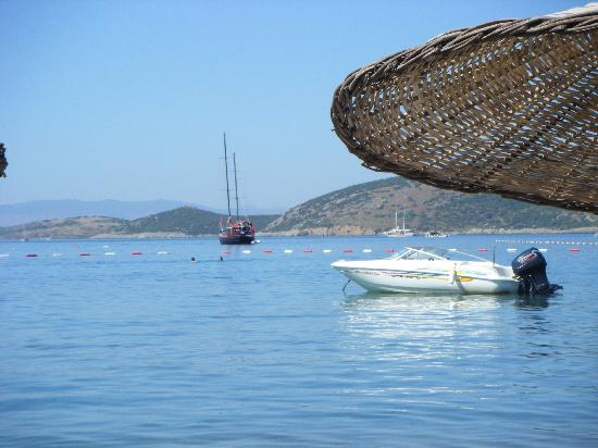 Yildiz Hotel: bodrum beach