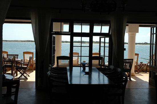 Peponi Hotel: Restaurant