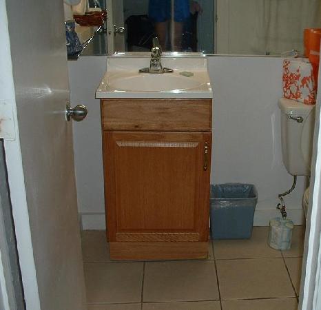 توباز موتيل / هوتل: bathroom