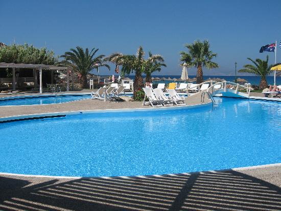 Far-Out Village Hotel: pool