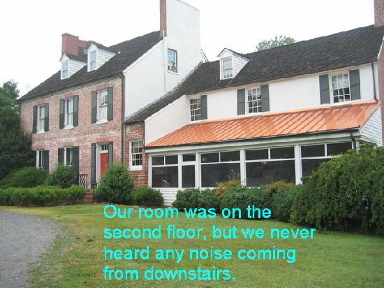 The Inn at Mitchell House: caption in pic