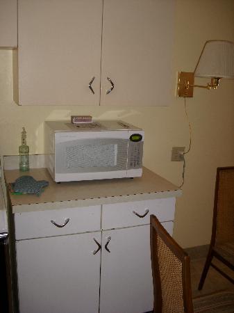 Debbie's Hide a Way: Kitchen area
