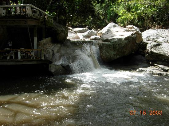 EDENVA El Eden de Vallarta : waterfall